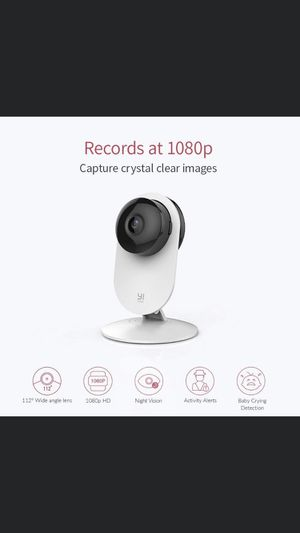 Home Camera Indoor 1080 HD for Sale in High Point, NC