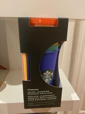 Starbucks cups for Sale in Lynwood, CA