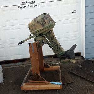 18 HP Tohatsu Outboard Motor for Sale in Aberdeen, WA