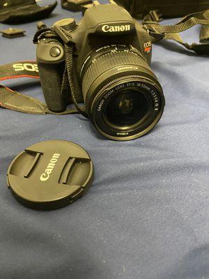 Cannon rebel T5 camera for Sale in San Luis Obispo, CA
