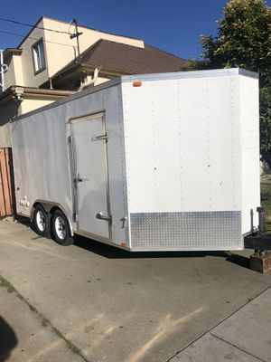 enclosed trailer for Sale in Hollister, CA