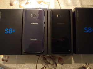Galaxy s8 plus for Sale in Reedley, CA