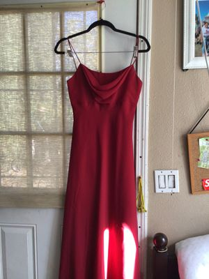 Red Prom Dress for Sale in San Diego, CA