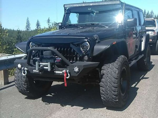 Jeep Wrangler 4x4 Unlimited