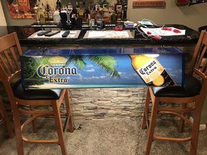 """Corona pool table/ bar light 60"""" for Sale in Pekin, IL"""