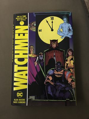 WATCHMEN ABSOLUTE EDITION for Sale in Los Angeles, CA