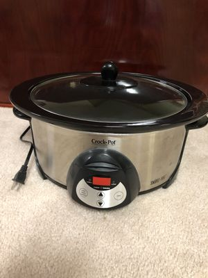 Crock Pot - Slow cooker for Sale in Fairfax, VA