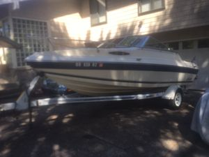 My boat for your Rv travel trailer motorhome etc for Sale in Portland, OR