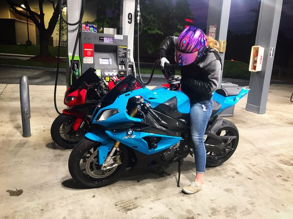 Wheels BMW S1000RR Cast Wheels Everything Included Full Set
