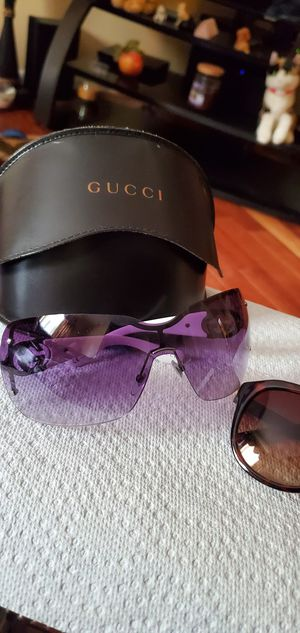 Authentic Gucci glasses for Sale in MONTGOMRY VLG, MD