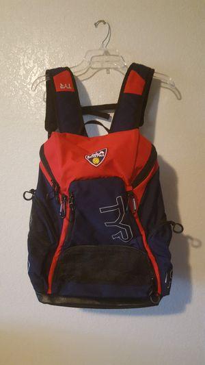 TYR Alliance 30 Liter swim backpack water polo like new for Sale in Everett, WA
