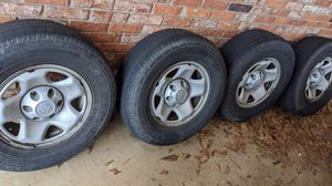 Rims and Tires from Toyota 2007 Tacoma for Sale in Inman, SC