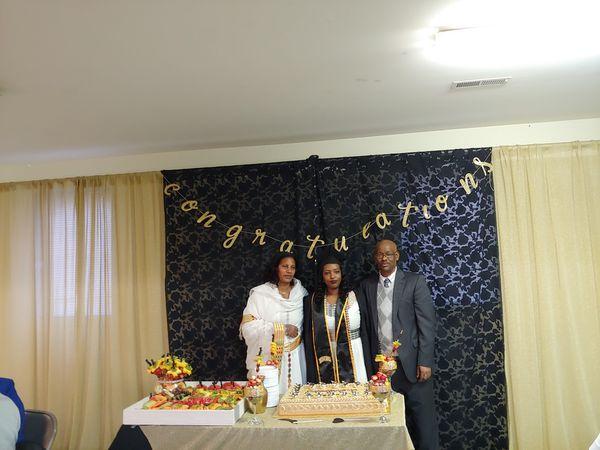 Yetayesh wedding event