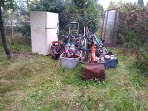 Free metal scrap for Sale in Covington, WA