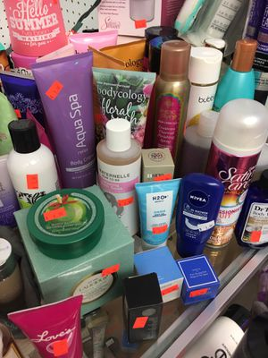 Beauty makeup hair nails cream lotions and more store closing sale for Sale in Bradenton, FL
