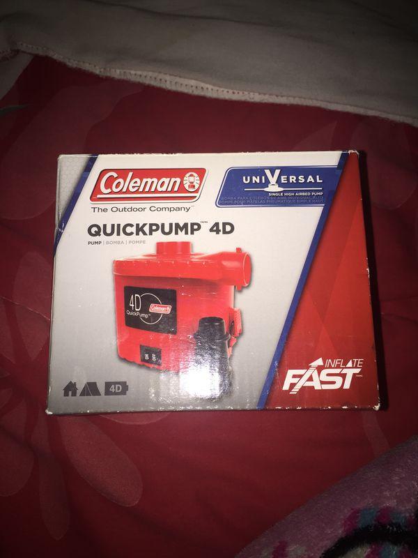 Quickpump 4D