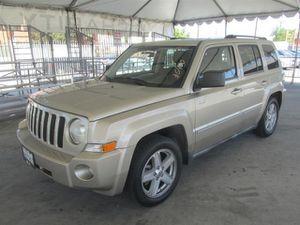 2010 Jeep Patriot for Sale in Gardena, CA