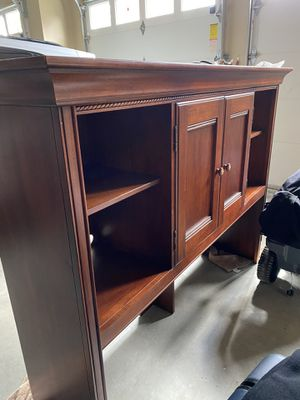 Ethan Allen desk hutch for Sale in Renton, WA