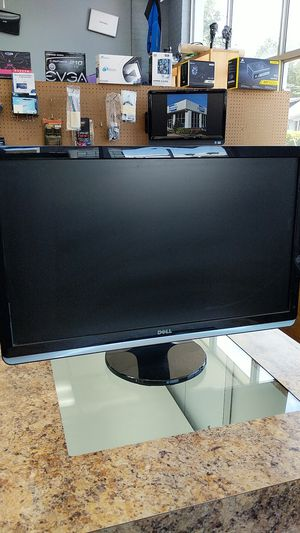 "Dell 24"" monitor for Sale in Greenville, SC"