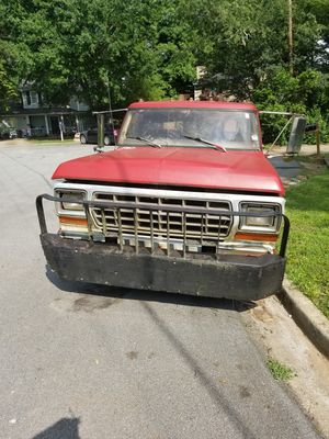 1977 Ford F350 Tow Truck Still Getting Money for Sale in Lithonia, GA