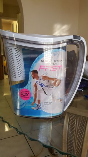 Brand New Brita stream filter as you pour pitcher for Sale in Homestead, FL