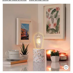 New Edison Bulb Table Lamp for Sale in Los Angeles, CA