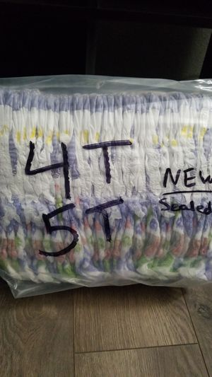 Unused diapers and pullups for Sale in Fontana, CA