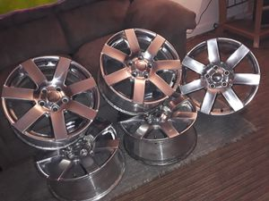 18' jeep wheels for Sale in Magna, UT