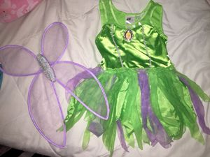 Tinker bell costume for Sale in San Jose, CA