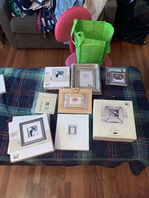 Bundle of frames for Sale in Ashburn, VA