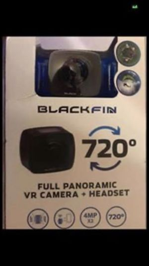 VR camera and headset for Sale in Knoxville, TN