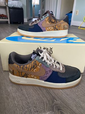 travis air force 1 cactus jack sz 9.5 for Sale in Silver Spring, MD