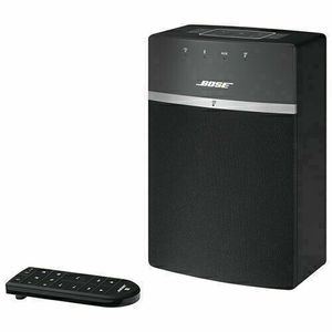 Bose SoundTouch 10 wireless Wi-Fi - Bluetooth Speaker, Black for Sale in Houston, TX