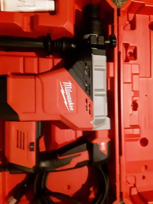 Milwaukee 1-3/4 in. SDS-Max Rotary Hammer Drill for Sale in Chandler, AZ