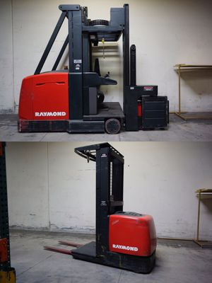 Forklift Raymond swing reach & order picker for Sale in City of Industry, CA