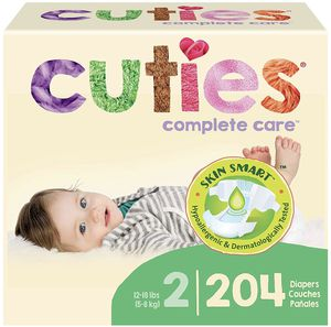 Cuties diapers size 2 for Sale in Lake Worth, FL