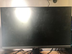 Acre XF270h 144hz 1 ms monitor *BROKEN* for Sale in Beaver Falls, PA