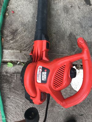 Electric leaf blowers $15 each for Sale in Cleveland, OH