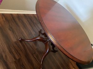 Wood kitchen table for Sale in Norman, OK