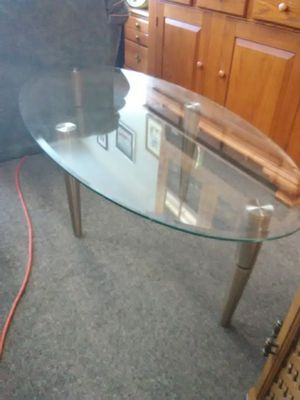 Glass coffee table for Sale in Erie, PA