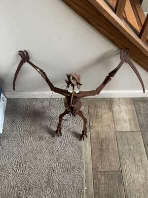 Metal pterodactyl for Sale in Carol Stream, IL