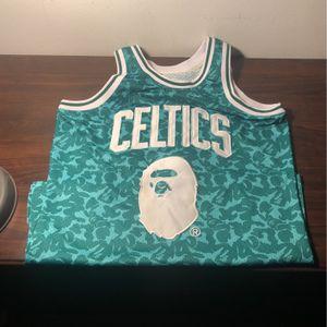 Bape Celtics Jersey for Sale in Santa Ana, CA