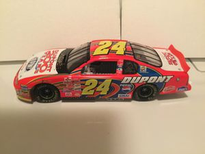 Nascar Jeff Gordon 1/18 diecast Monte Carlo for Sale, used for sale  Surprise, AZ