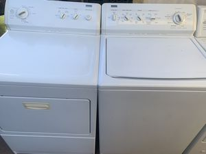 Kenmore elite washer and gas dryer for Sale in Santa Ana, CA