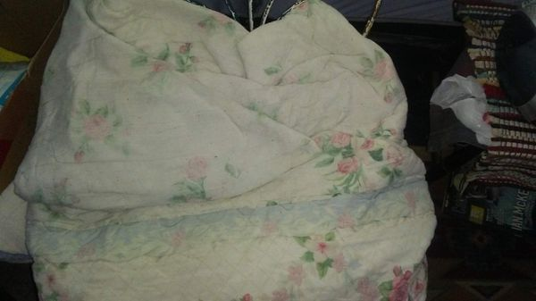 Comforters and blankets
