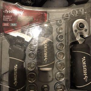 "Husky ""stubby "" Tool Set for Sale in Seattle, WA"