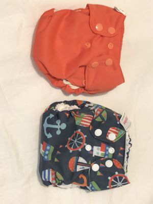 Blueberry Newborn Simplex and Organic Simplex Cloth Diapers for Sale in Portland, OR