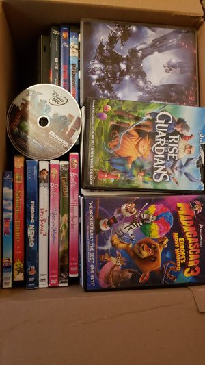 KIDS DVD MOVIES for Sale in Seattle, WA