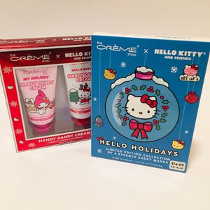 Christmas Hello Kitty Winter Beauty Kits NWT for Sale in Chantilly, VA
