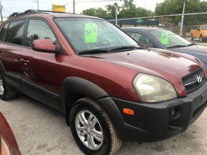 2007 Hyundai Tucson for Sale in Tampa, FL